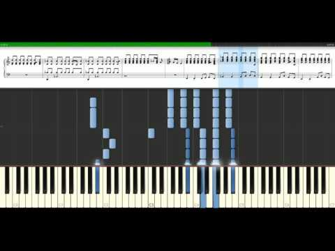 Fun - We are young [Piano Tutorial] Synthesia