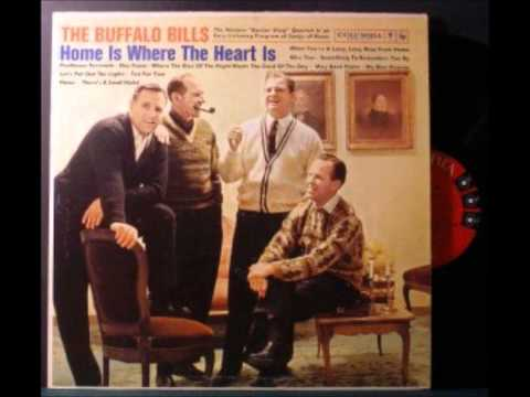 """Tea For Two"" The Buffalo Bills (Quartet) early 60s ""Home is Where the Heart Is"" Album"