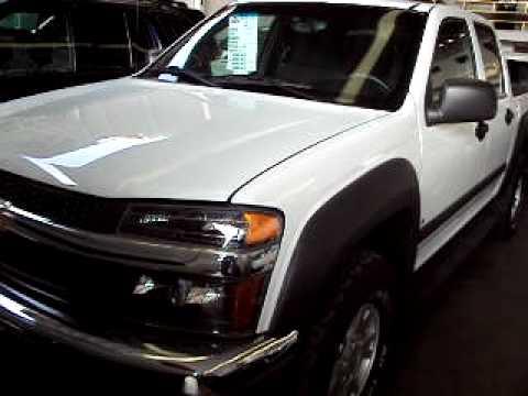 Camioneta 2007 Chevrolet Colorado Doble Cabina 4x4 Z71
