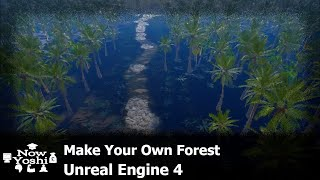 Beginners Forest Scene Creation Tips and tricks - Unreal Engine 4