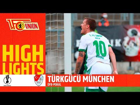 Turkgucu Munchen Union Berlin Goals And Highlights