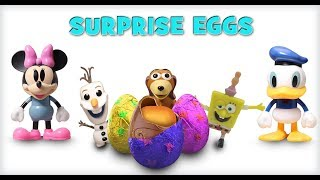 30 Surprise Eggs Toys | Supre Heros and Princes | Mystery Surprise Eggs for Children - 3