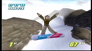 Twisted Edge Extreme Snowboarding | Part 3: Expert Competition [N64]