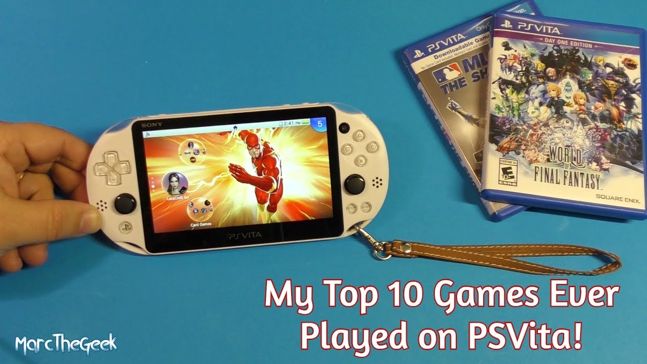 The 25 best PS Vita games of all time | GamesRadar+