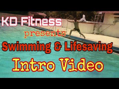 Swimming And Lifesaving Intro | तैरना सीखें बिल्कुल आसानी से | KD Fitness |