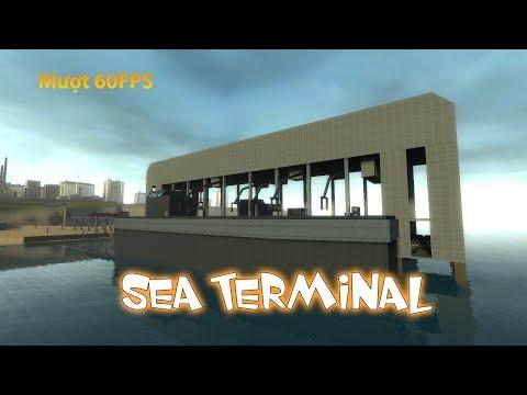 Half-Life 2: Sea Terminal - Cảng Combine