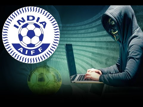 All India Football Federation website hacked