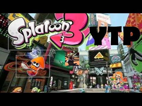 Splatoon 3 YTP