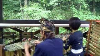 Gender Wayang Cecek Megelut Duet Bali Japan
