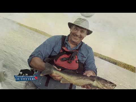 ECO - Lac Camachigama - Walleye Fishing