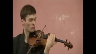 С Крымский Соната для скрипки соло