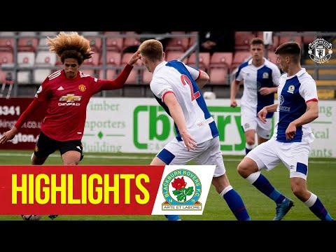 U23 Highlights   Blackburn 2-2 Manchester United   The Academy