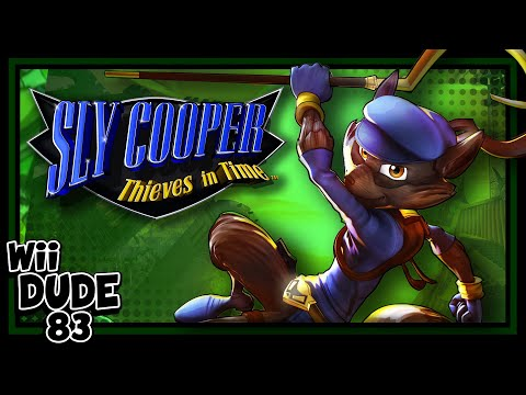 Sly Cooper: Thieves in Time - WiiDude83