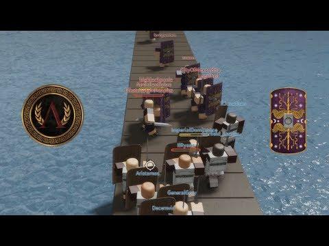 ROBLOX | LAKEDAIMON VS THE PRAETORIAN GUARD! |