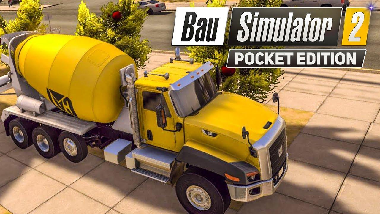 bau simulator 2 4 orangenfarm bauen construction simulator 2 pocket edition youtube. Black Bedroom Furniture Sets. Home Design Ideas