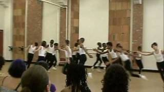 Ballet Tech' 10 Spring Dance Performance (Part 1/3)