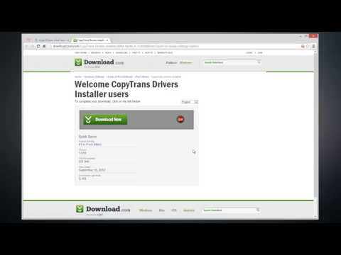 Install IOS Drivers On Your PC Without Installing ITunes