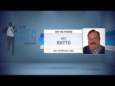 Ray Ratto of NBC Sports Bay Area Talks Raiders, 49ers & More w/Rich Eisen | Full Interview | 9/21/17
