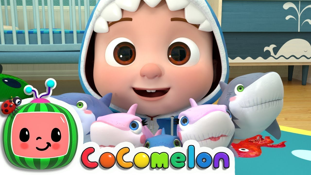 Baby Shark 2 Hide And Seek Version Cocomelon Nursery