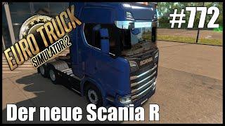 ETS2 | #773 | Der neue Scania | Euro Truck Simulator 2 Pro mods 2.25