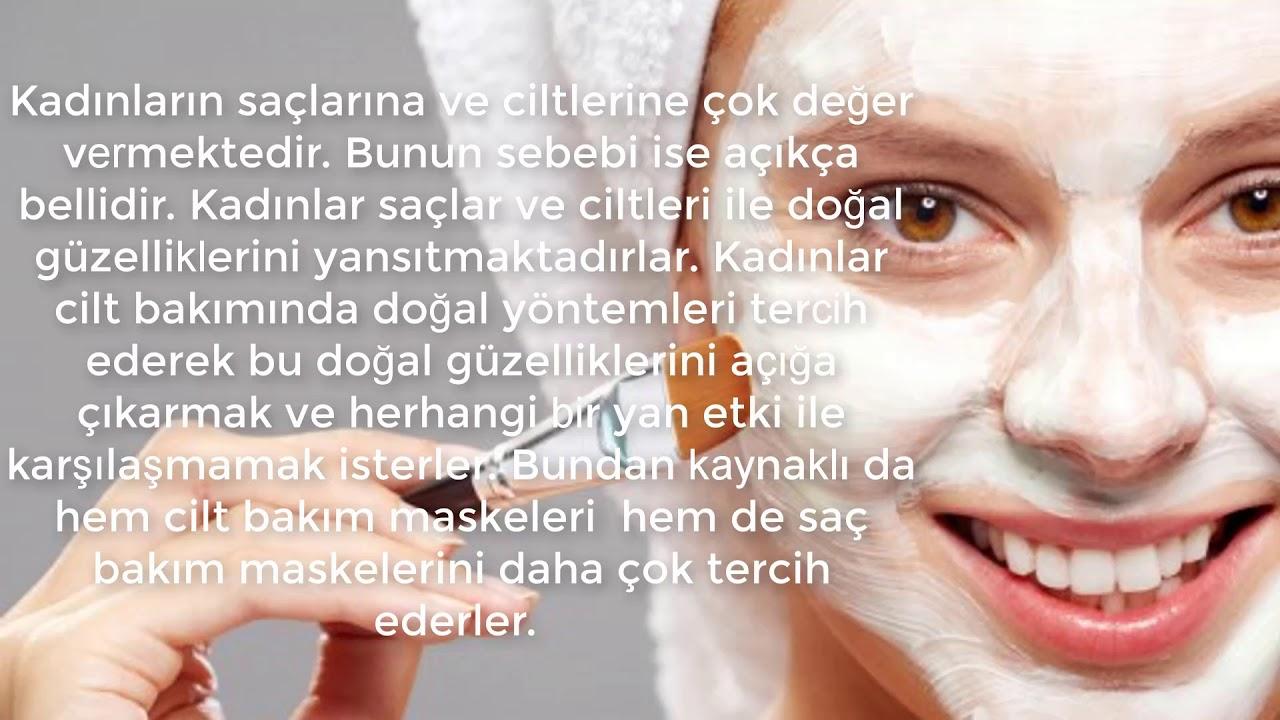 Karbonat Maskesi İle Cilt Bakımı
