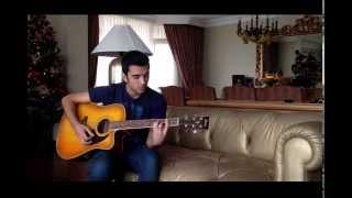 Pinhani - Dön Bak Dünyaya (Cover by Asaf Guven) Video