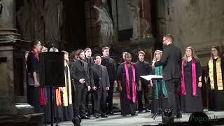 Centre Chorale Koncerto (JAV) Fragmentai