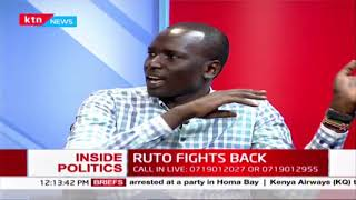 Ruto fights back against 'attacks' |INSIDE POLITICS WITH BEN KITILI