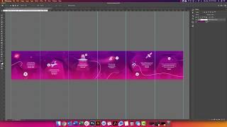 Creating a Seamless Carousel Ad in Photoshop screenshot 5