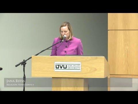 Jana Riess - Mormon Millennials & the Future of the Faith