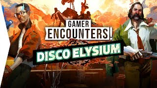 Best RPG 2019? ► Disco Elysium - Classic Detective Role-playing Gameplay - [Gamer Encounters]