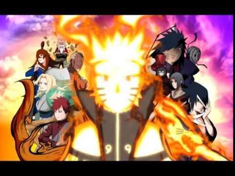 Naruto Shippuuden Aoi Aoi Ano Sora