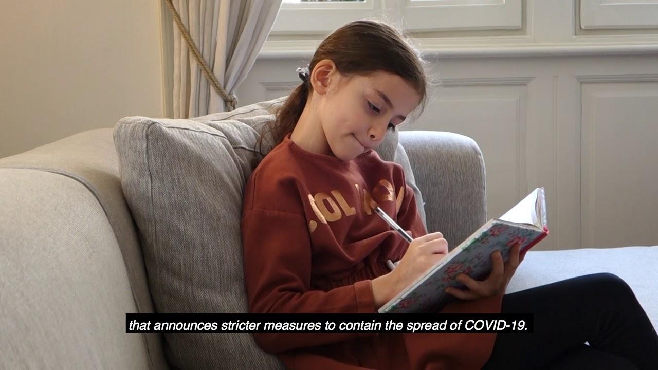 """Il cortometraggio """"Miss You"""" vince il COVID-19 International Student Film Festival"""