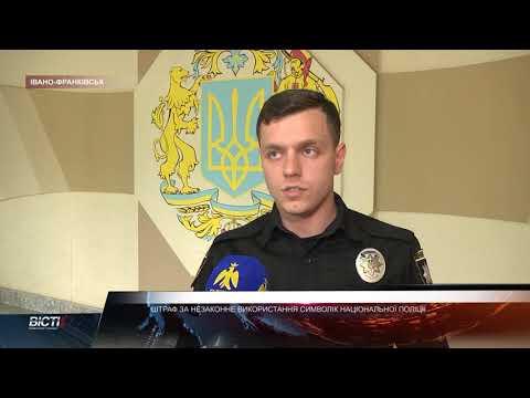 Штраф за незаконне використання символік Національної поліції