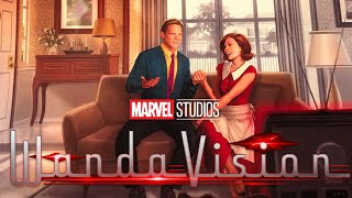 BREAKING! MARVELS WANDAVISION SERIES RELEASE DATE CHANGED!