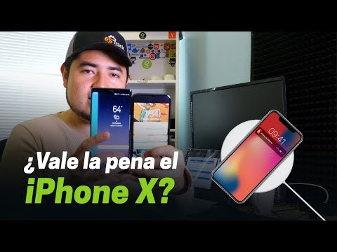iPhone X vs. Samsung Galaxy Note 8