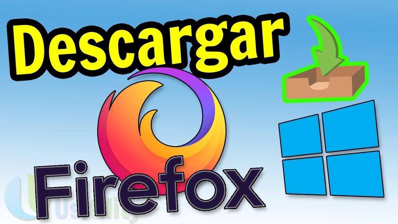 descargar firefox 2020 ultima version