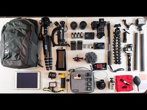 My Travel Camera Gear