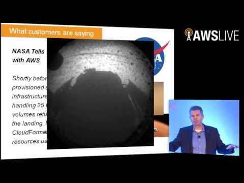 AWS Summit 2012 | India - CloudFront & Serving Media from the Edge - Kingsley Wood