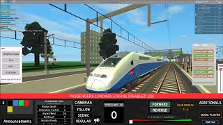I have Roblox Terminal railways because TGV + Verlossung