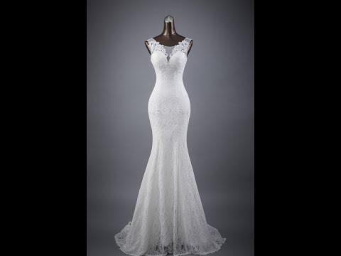 свадебное платье русалка с алиэкспресс из китая