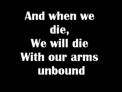 Dashboard Confessional – We Fight Lyrics | Genius Lyrics