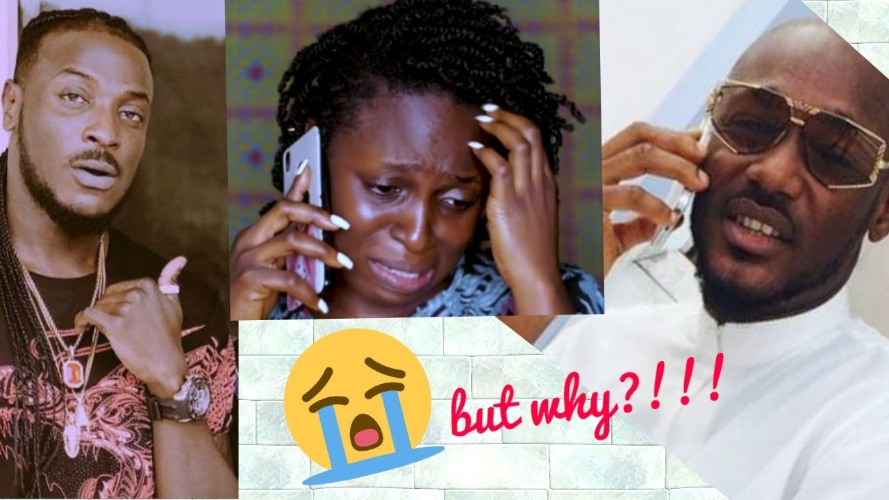 WHAT 2BABA AND PERUZZI REALLY DID TO ''AMAKA''!!!! / Music and Makeup Skit