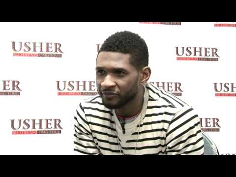 Download Usher Interview - How To Make Love In A Club!