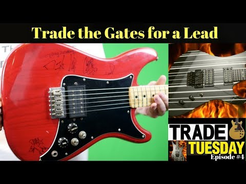 Through the Gates for a Lead! Trade Tuesday #4 | 1981 Fender Lead 1 Red