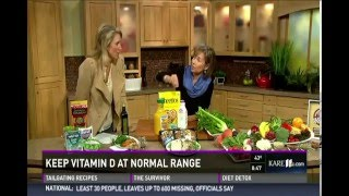 Diet and Breast Cancer (10/3/15 on KARE 11)