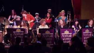 Скачать Montcliar Women S Big Band Performs Girl Talk