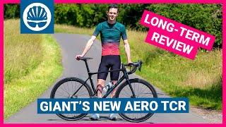 Giant TCR Advanced Pro 2 Disc Long-Termer | Will Carbon Wheels & 105 Keep Simon Happy?