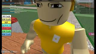 playing with jake paul(roblox) i got abunded