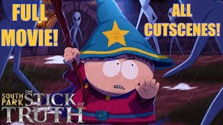 South Park The Stick of Truth | Full Movie All Cutscenes With Subtitles HD
